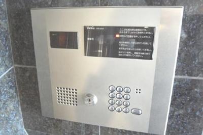 アーバイルGRANDE中野:オートロック付きマンション