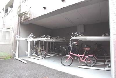 アーバイルGRANDE中野:駐輪場
