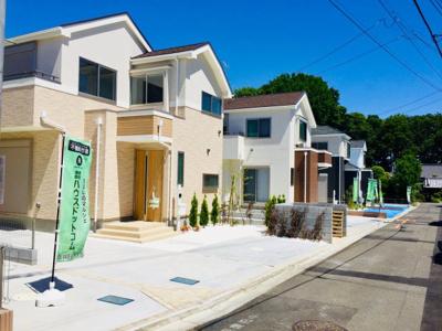 初公開こだわりポイント満載のさいたま市緑区三室 大型開発分譲地12棟の誕生です。