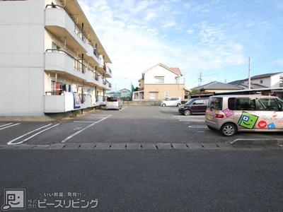 【駐車場】阿波路マンション
