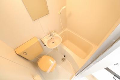 【浴室】プレアール滋賀追分