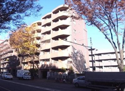 プレールアパートメント芦花公園:外観