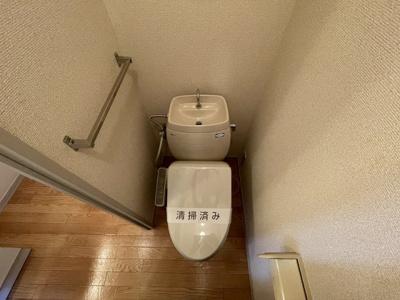 もちろんバス・トイレ別です♪