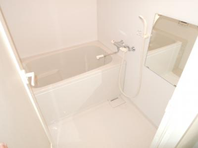 【浴室】プレーヌうりわり