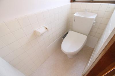 【トイレ】浮田借家