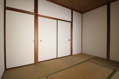 【寝室】浮田借家