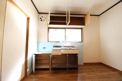【キッチン】浮田借家
