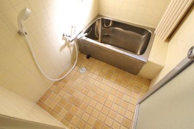 【浴室】浮田借家