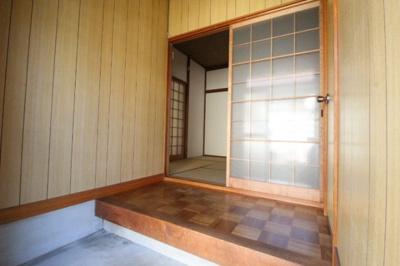 【玄関】浮田借家