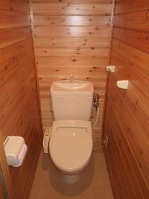 【トイレ】コンファインA棟・B棟・C棟