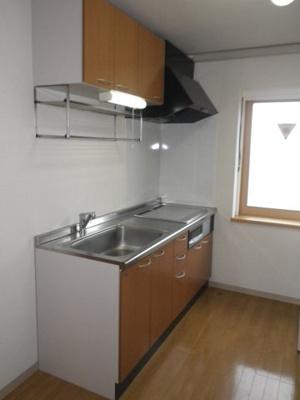 【キッチン】コンファインA棟・B棟・C棟