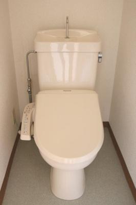 【トイレ】ハイツプリンス
