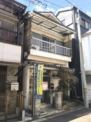 【前面道路含む現地写真】堺市西区上 一戸建