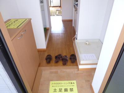【玄関】マーチ B