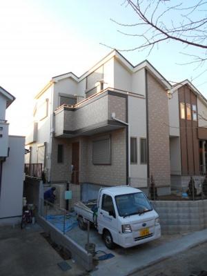 【外観】西谷町 新築戸建