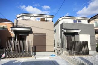同等仕様の外観施工例です 住宅性能表示適合住宅 フラット35s利用可能です