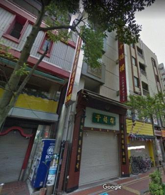 【外観】横浜中華街西門通り沿い5階建店舗ビル