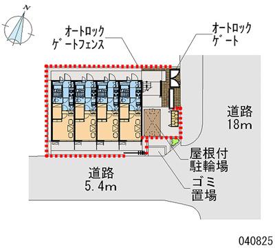 【区画図】プレシャス