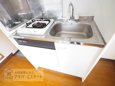 【キッチン】柳橋ビル