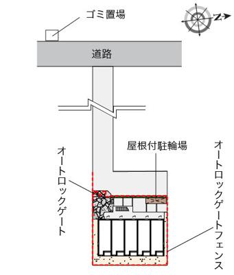 【区画図】KOMAOKA