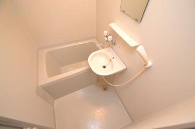 【浴室】ハイツリブ