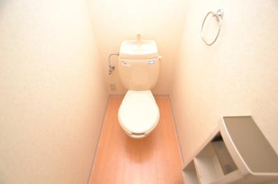 【トイレ】ハイツリブ