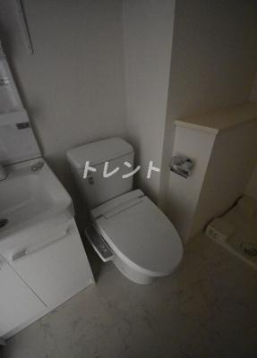 【トイレ】ドムススタイル銀座東