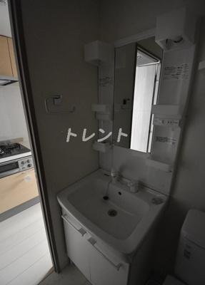 【洗面所】ドムススタイル銀座東