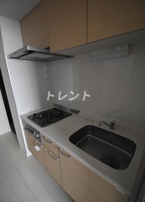 【キッチン】ドムススタイル銀座東