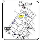 【地図】ラ・トゥール南青山