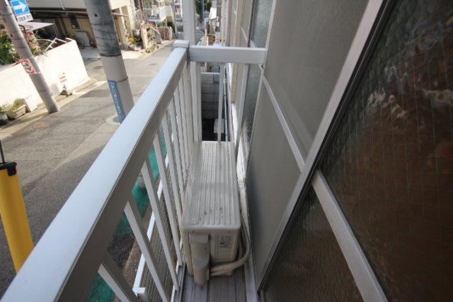 【バルコニー】サンビルダー神戸山ノ手