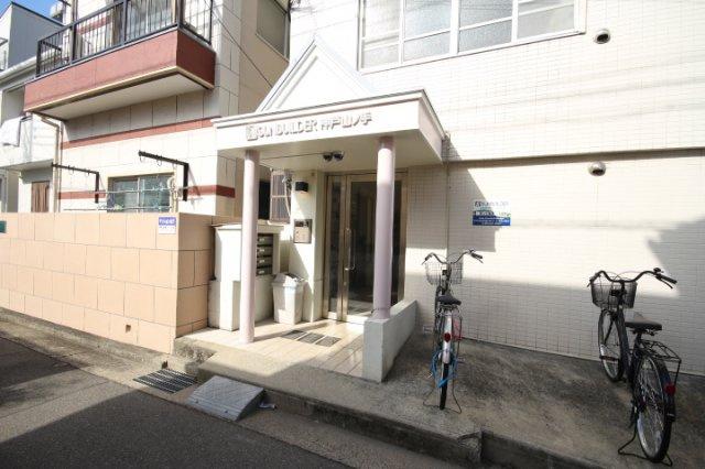 【エントランス】サンビルダー神戸山ノ手