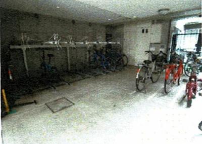 アデッソ押上駐輪場