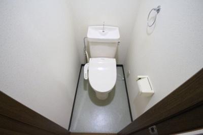【トイレ】ハイツ村上1
