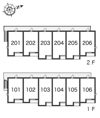 【区画図】i参番館