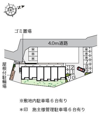 【地図】i参番館