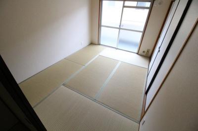 【寝室】平成マンション