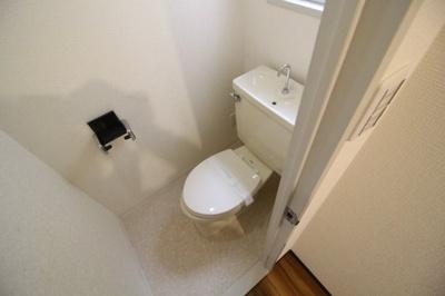 【トイレ】平成マンション