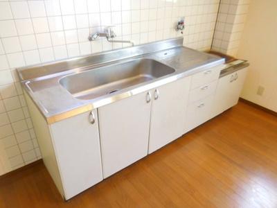 【キッチン】グランドメゾン