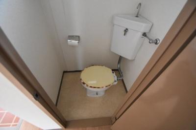 【トイレ】みそらハイツ (株)Roots