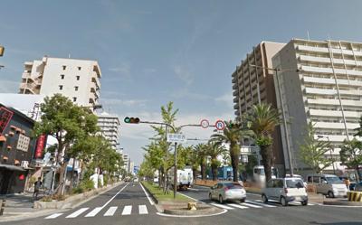 【周辺】阪堺電車「宿院」から5分! 22.99坪! 店舗事務所