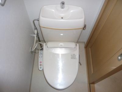 【トイレ】コラール2番館