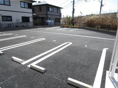 【駐車場】グレイス井沢Ⅱ