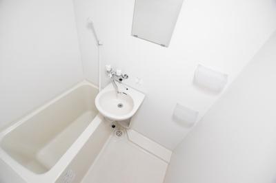 【浴室】エルミタージュ難波南Ⅴ
