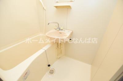 【浴室】アメニティ敷津