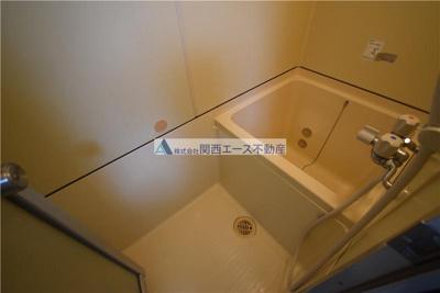 【浴室】ミツワハイツⅠ