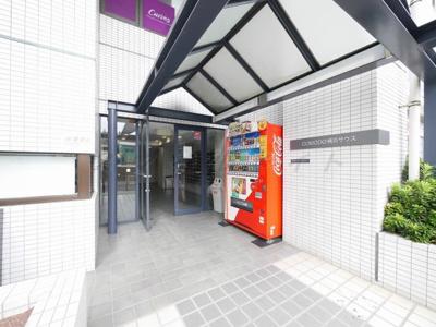 【エントランス】コモド横浜サウス~仲介手数料無料キャンペーン~