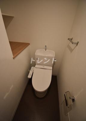 【トイレ】マインズコム白金