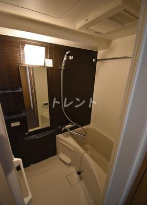 【浴室】マインズコム白金