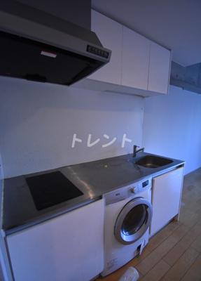 【キッチン】ティー東麻布【Ti-HIGASHIAZABU】